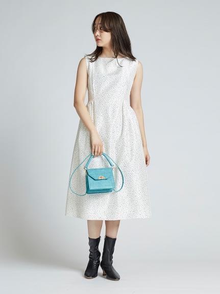 バリエーションプリントドレス