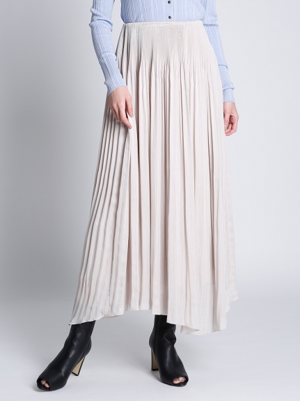楊柳プリーツスカート