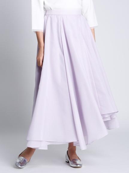 シアーボリュームスカート