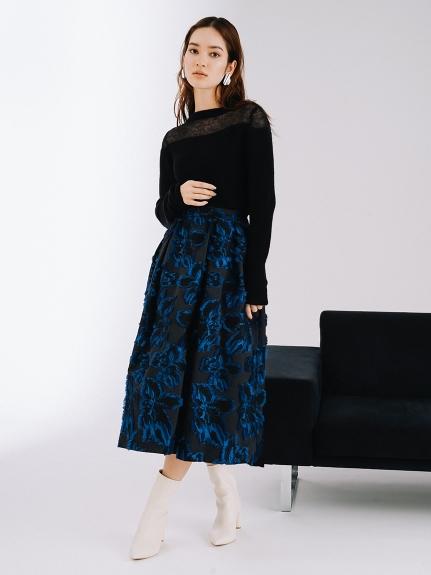 オリジナルフラワーJQスカート