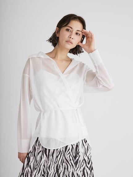 ニットシャツ(WHT-F)