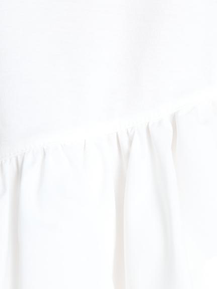 異素材コンビカットソー | CWCT211010