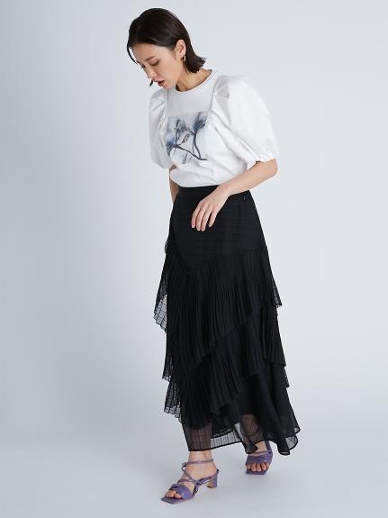 Albert Koetsierボリューム袖Tシャツ | CWCT211098