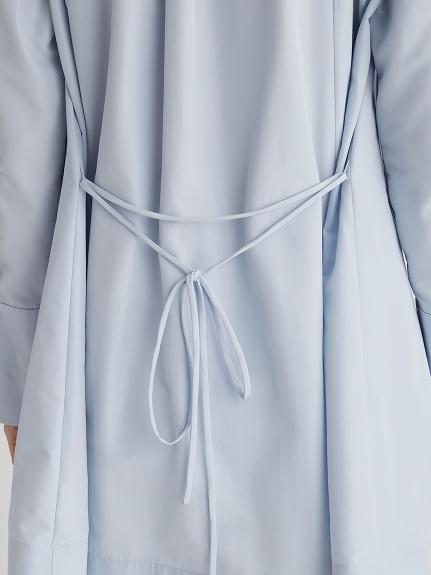 刺繍ビッグカラー2WAYチュニック | CWFB212015