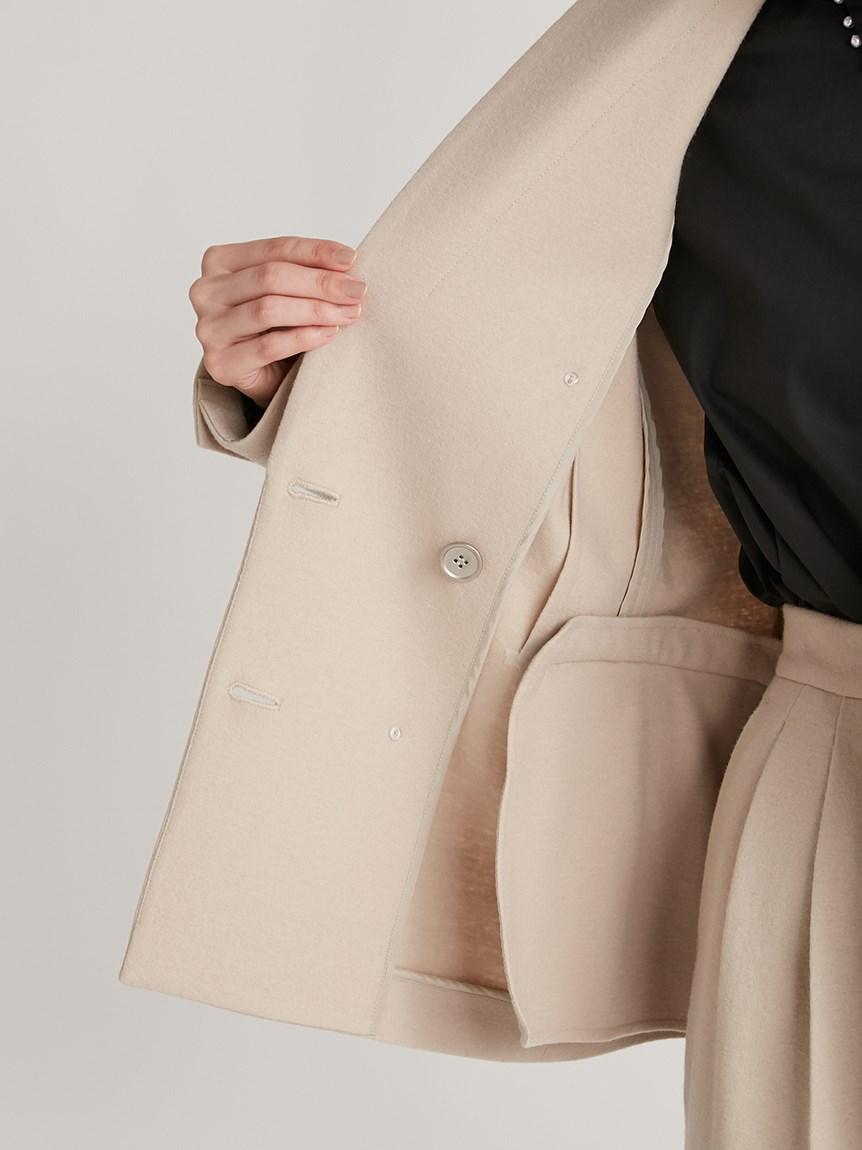 Wブレストジャケット   CWFJ215004