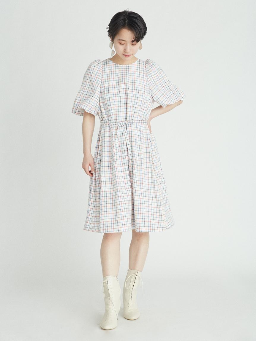 CELFORD×モデル美香×セレSTORYコラボワンピース | CWFO214102