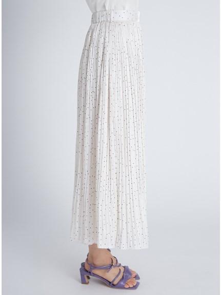オーロラサテンプリーツスカート | CWFS211037