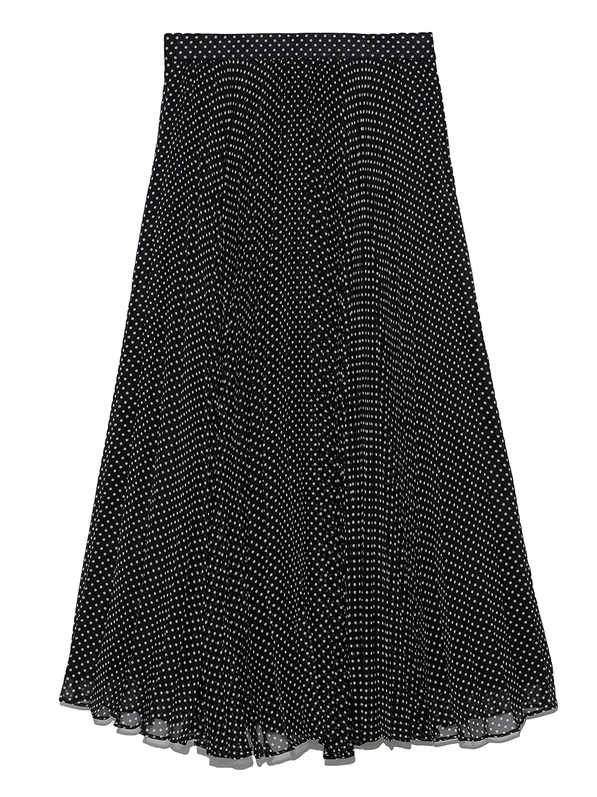 バリエーションプリントマーメードスカート | CWFS214053