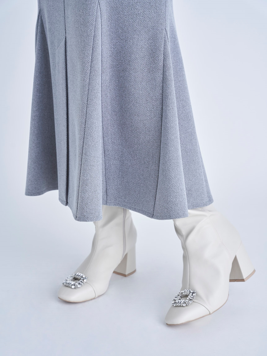 ボリュームマーメイドスカート | CWFS214114