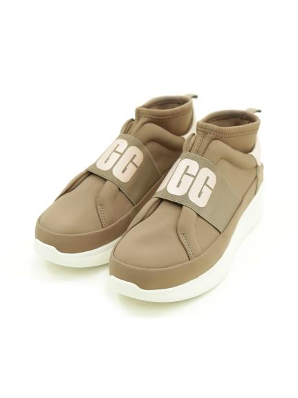 【UGG】Neutra Sneaker(BRWxWHT-23.0)