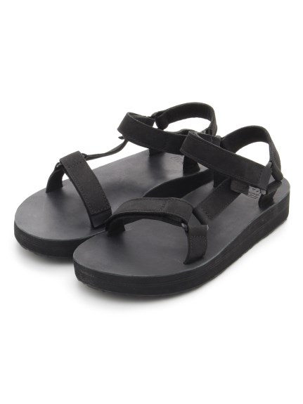 【TEVA】MIDFORM UNIVERSAL LEATHER(BLK-22.0)