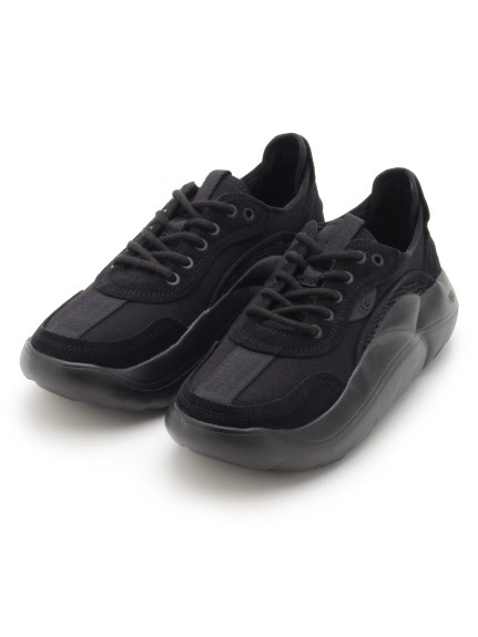【UGG】LA Cloud Low(BLK-23.0)