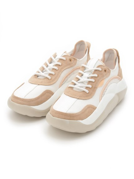 【UGG】LA Cloud Low(WHTxBEG-23.0)