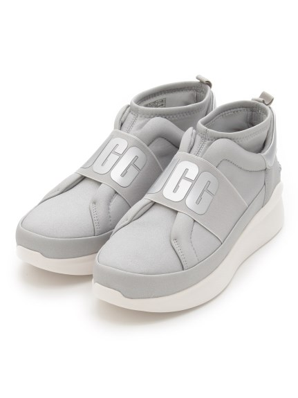 【UGG】Neutra Sneaker(GRYxSLV-23.0)
