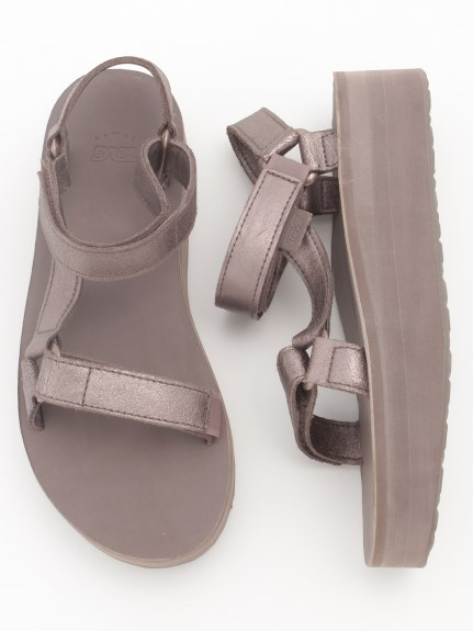 【TEVA】FLATFORM UNIVERSAL LEATHER