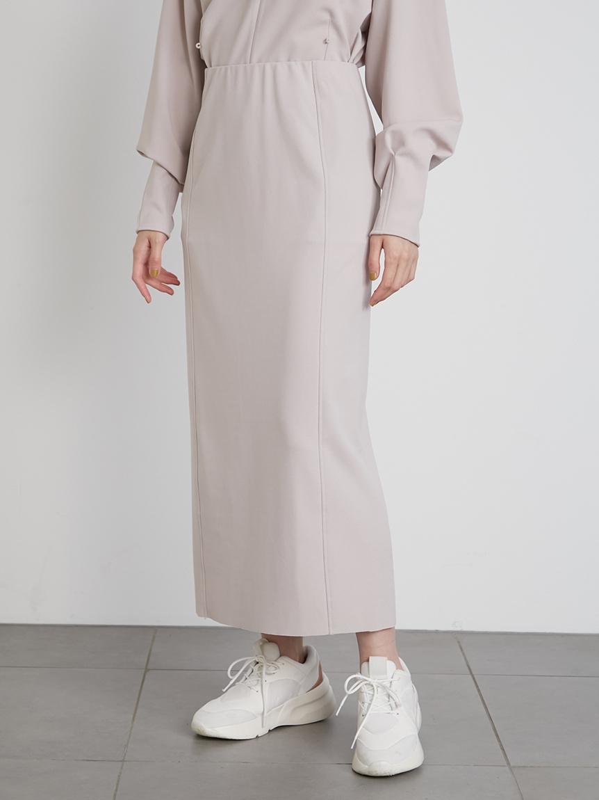 【emmi atelier】リラックススカート