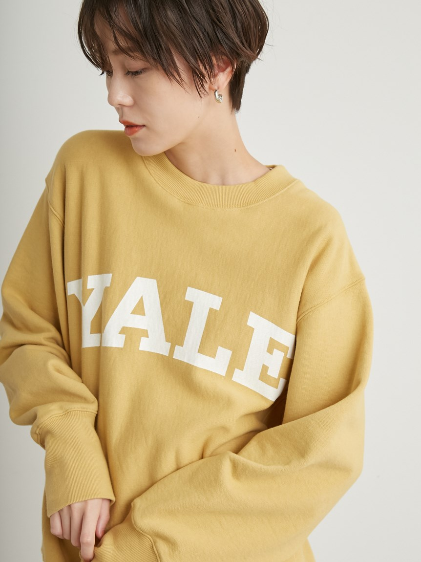 【emmi atelier】emmi・YALE Pullover(YEL-F)