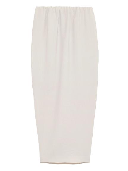 【emmi atelier】2WAYドライツイルスカート