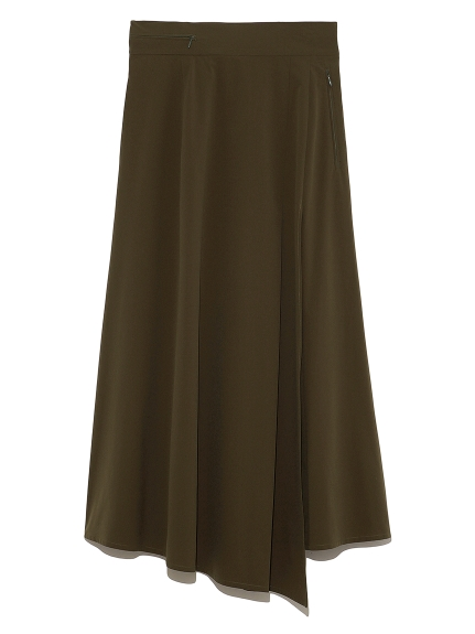【emmi atelier】ストレッチスカート