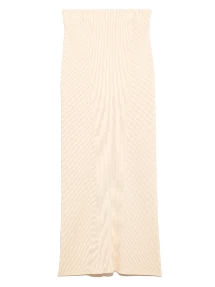 【emmi atelier】ニットスカート