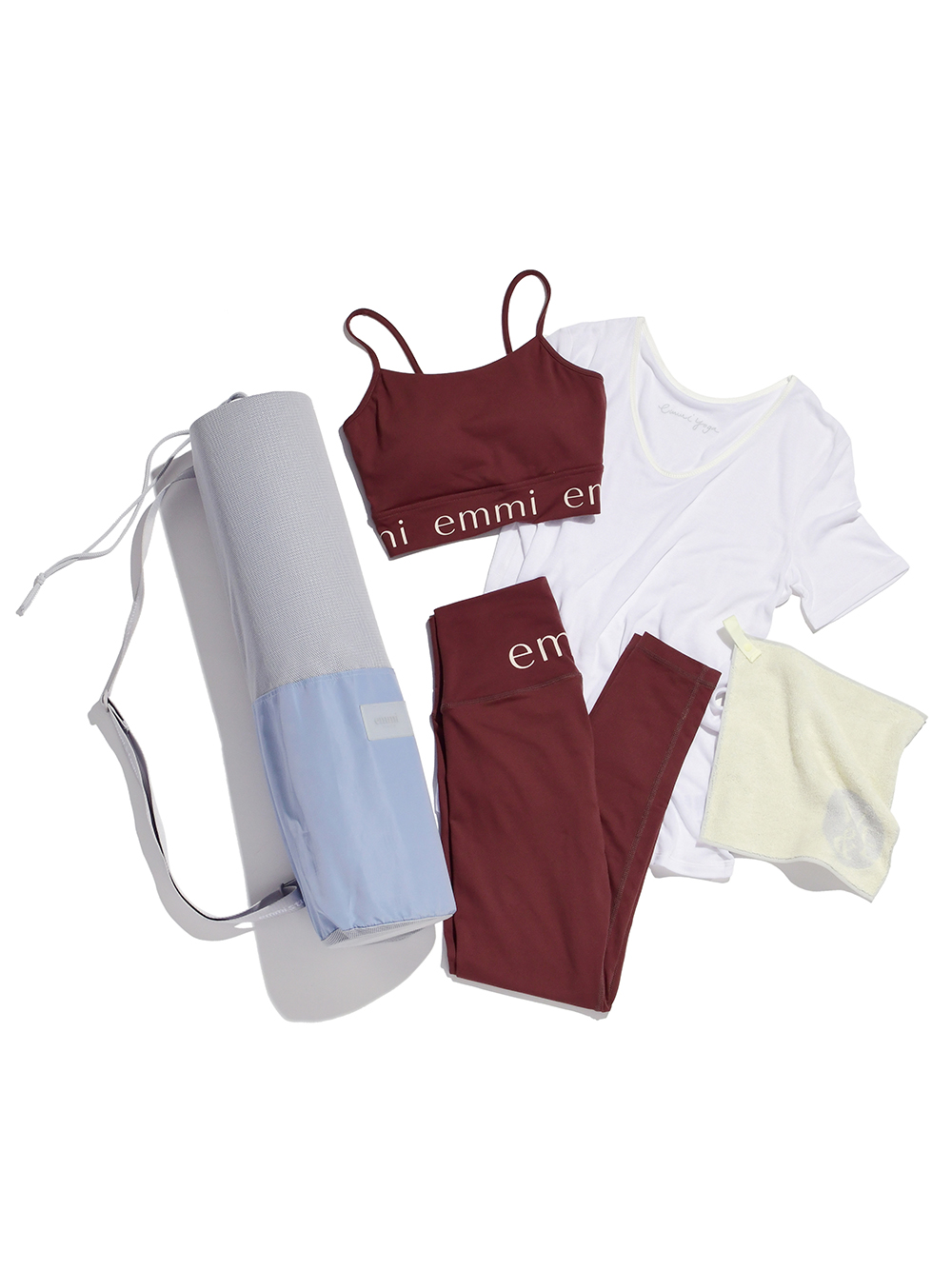 【emmi yoga】#STAY HOME WELLNESS YOGA PACK
