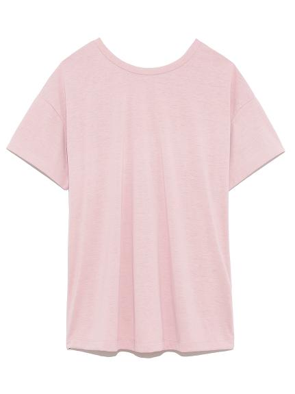 【emmi yoga】バックシャンTシャツ