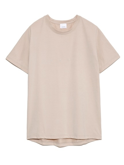 【emmi yoga】emmiロゴTシャツ