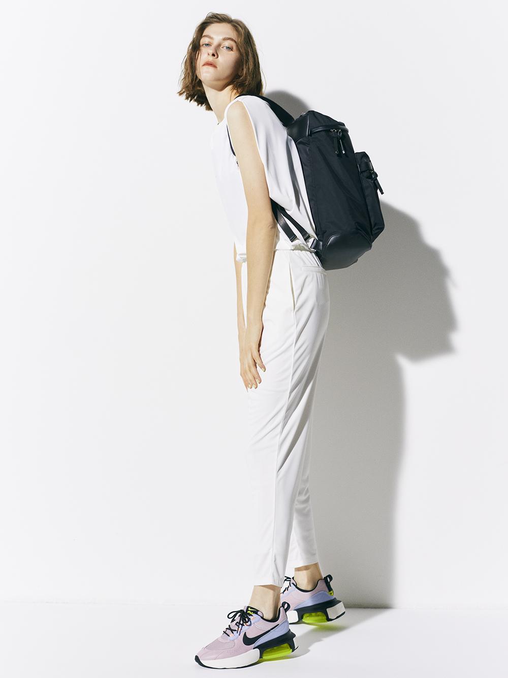 【emmi yoga】ヒップフィットTOPS(WHT-F)