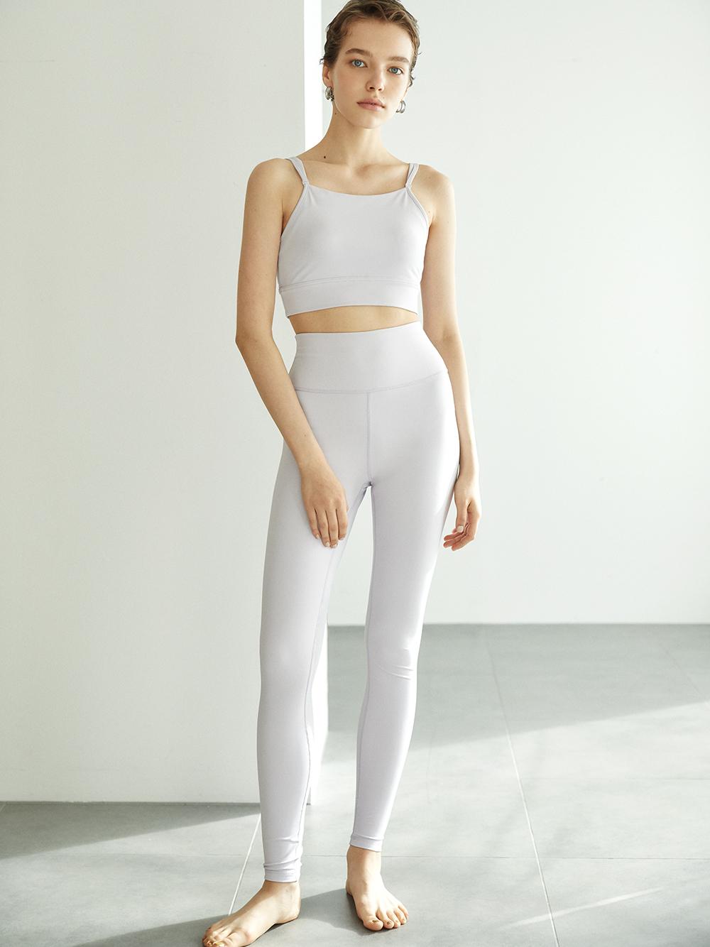【emmi yoga】ecoベーシックブラトップ(PPL-0)