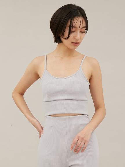 【emmi yoga】リブブラトップ(SAX-0)