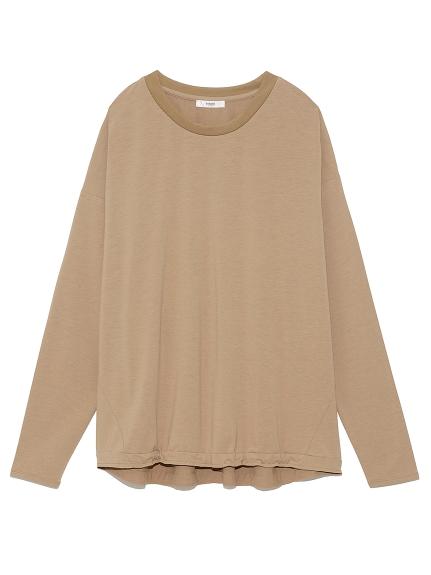 【emmi yoga】ロゴロングスリーブT-shirts