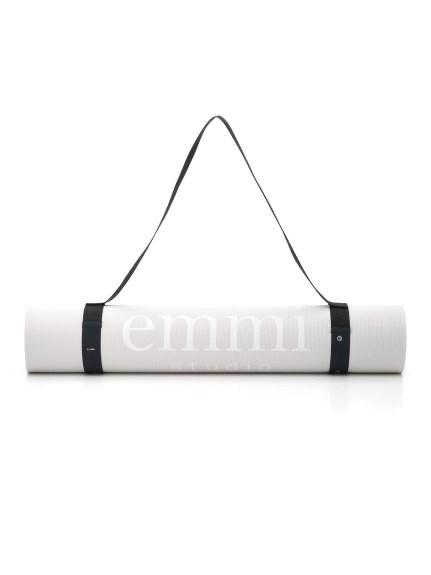 【emmi yoga】ヨガマットバンド(BLK-F)