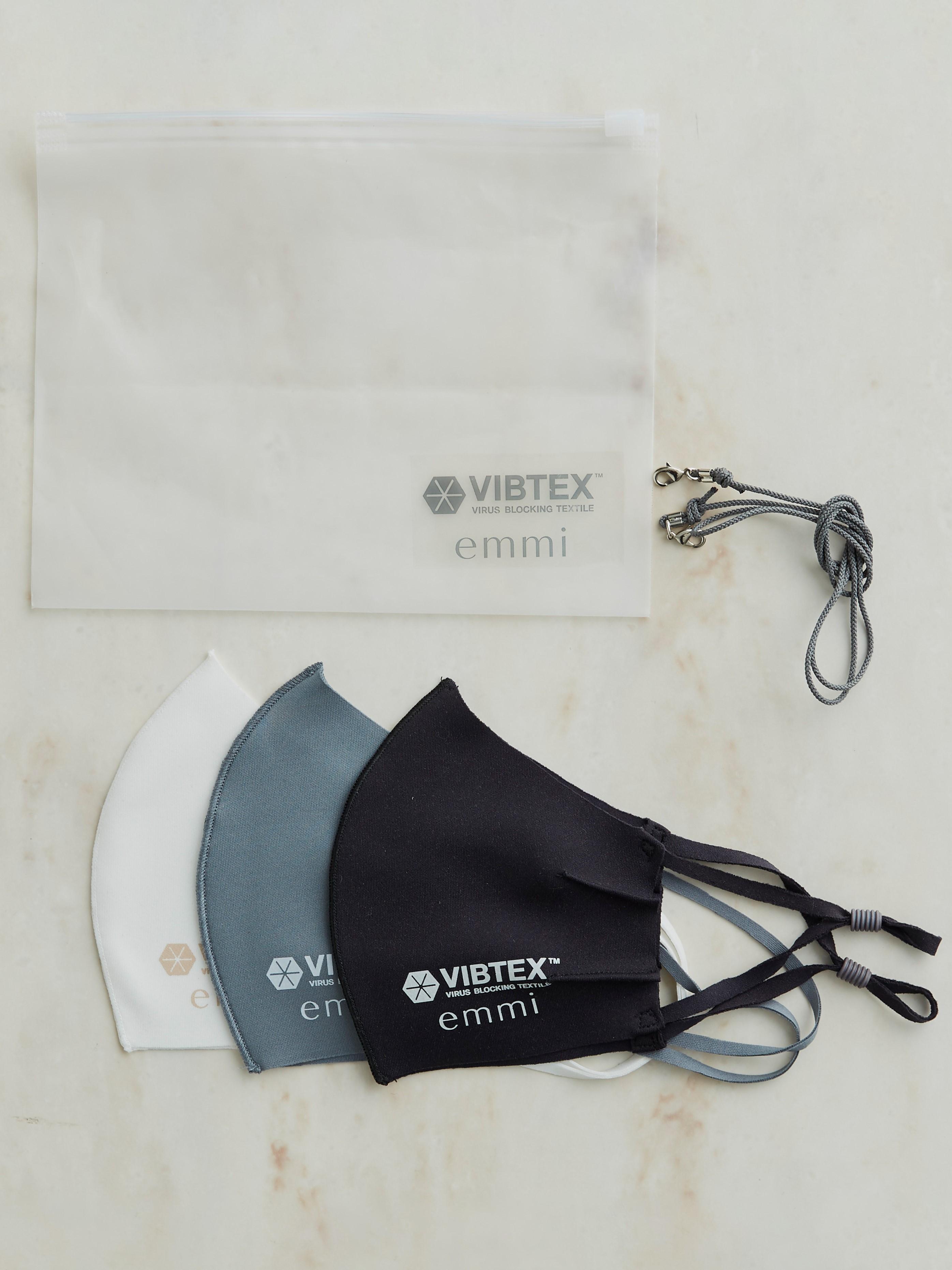 【emmi yoga】emmi VIBTEX マスクセット