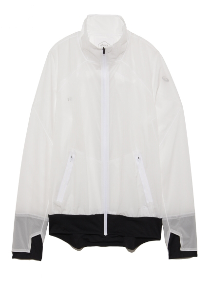【asics】W'S MRUNランニングジャケット