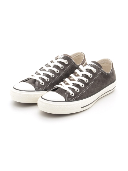 【CONVERSE】SUEDE ALL STAR OX(CGRY-23.0)