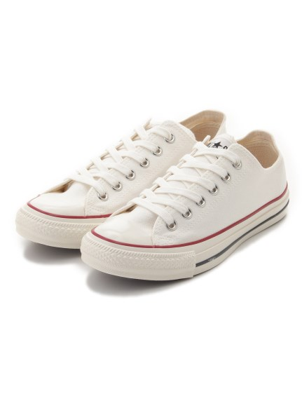 【CONVERSE】ALL STAR US COLORS OX(WHT-23.0)