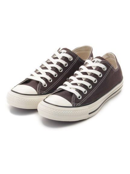 【CONVERSE】ALL STAR US COLORS OX(BLK-23.0)