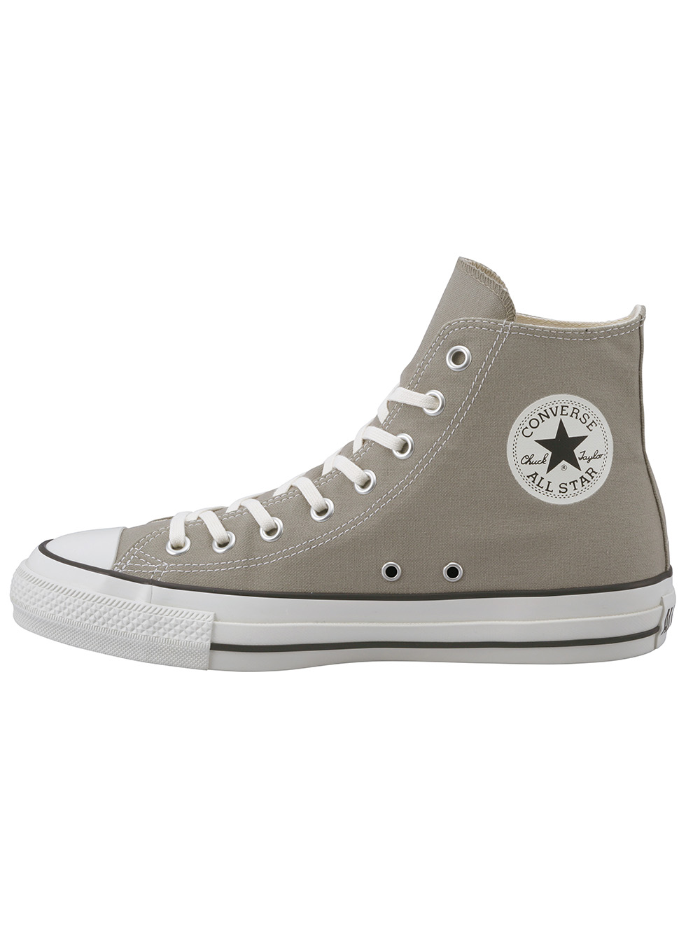 【CONVERSE】ALL STAR FOODTEXTILE HI(GRY-23.0)