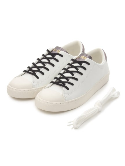 【CONVERSE】ALL STAR COUPE POINTCOLOR OX(WHTxBLK-22.0)