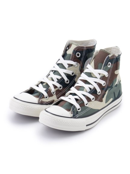 【CONVERSE】ALL STAR US CAMO HI