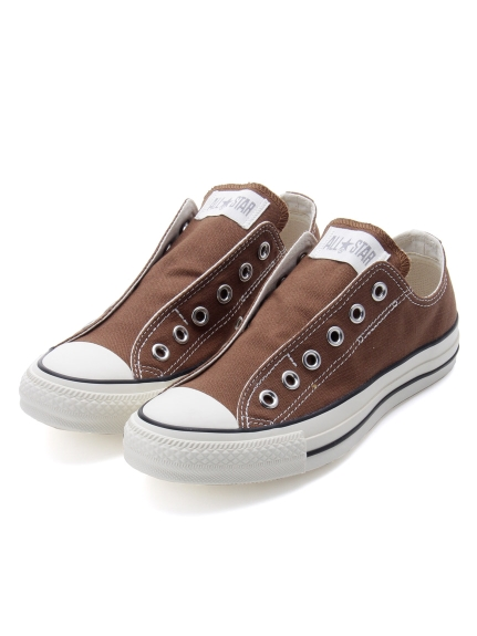 【CONVERSE】ALL STAR SLIP III OX(BRW-23.0)