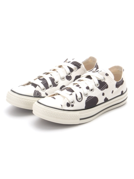 【CONVERSE】ALL STAR US COWSPOT OX(WHTxBLK-23.0)