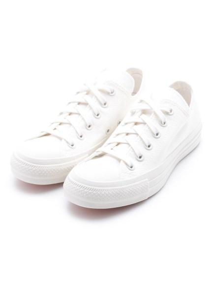 【CONVERSE】ALL STAR 100 WHITEPLUS OX(WHT-23.0)
