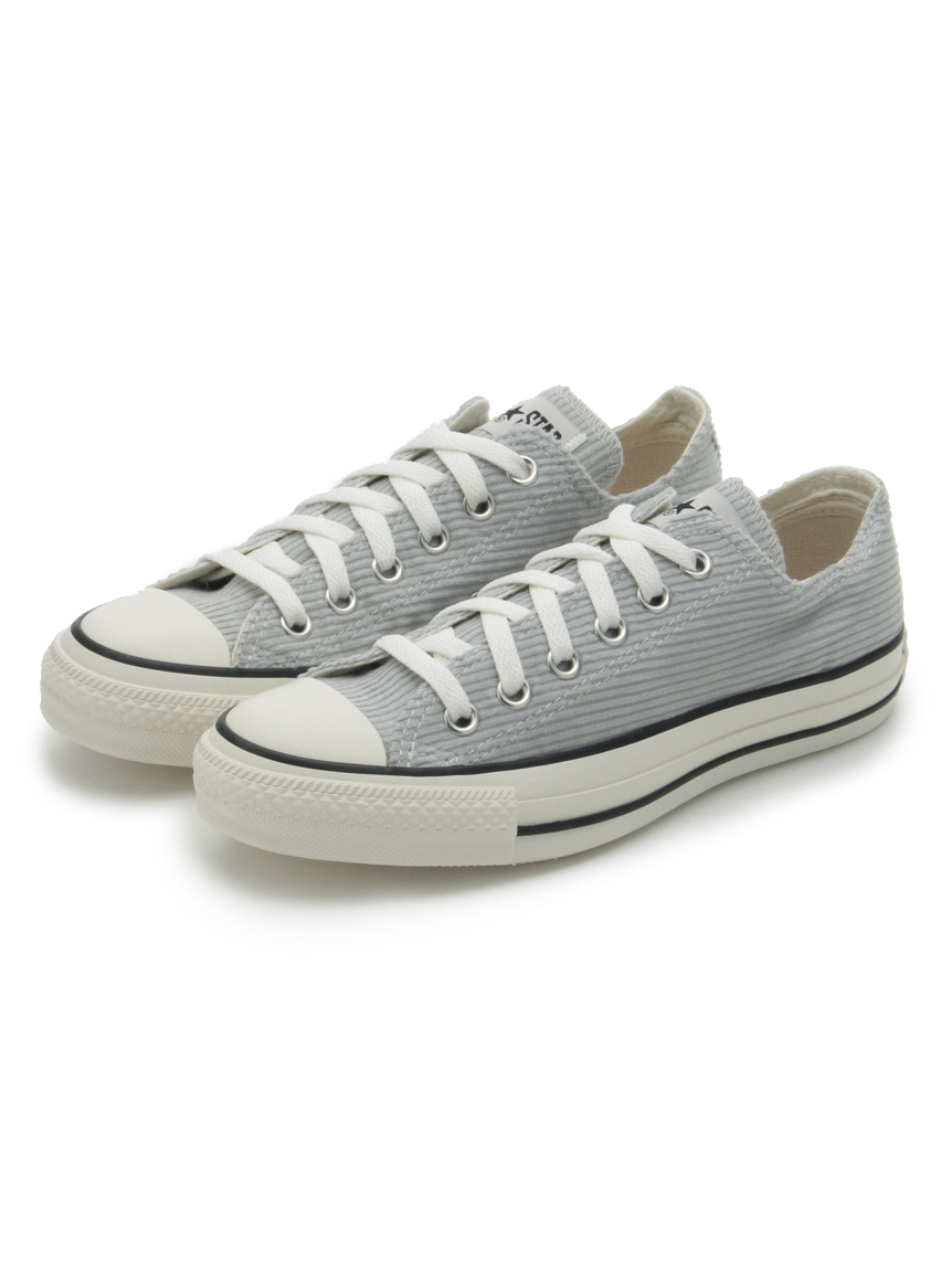 【CONVERSE】AS WASHEDCORDUROY OX(GRY-23.0)