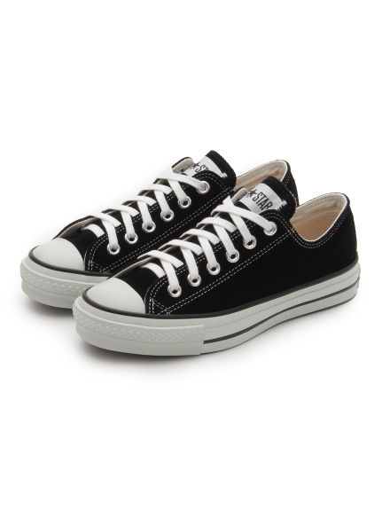 【CONVERSE】SUEDE ALL STAR J OX(BLK-23)
