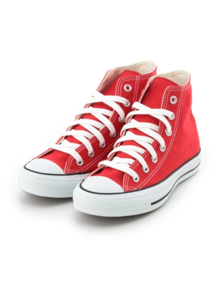 【CONVERSE】CANVAS ALL STAR HI(RED-23.0)