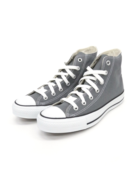 【CONVERSE】CANVAS ALL STAR HI(GRY-23.0)