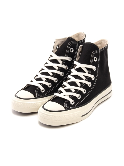 【CONVERSE】CANVAS ALL STAR J HI(BLK-23.0)