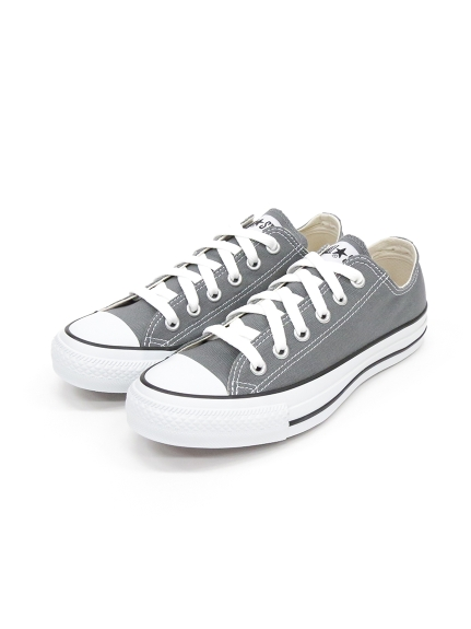 【CONVERSE】CANVAS ALL STAR OX(GRY-23.0)