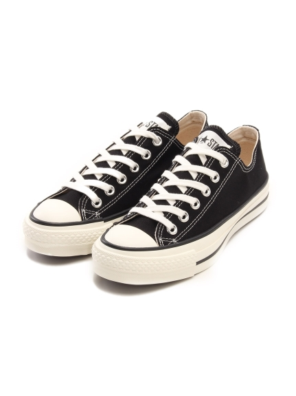 【CONVERSE】CANVAS ALL STAR J OX(BLK-23.0)